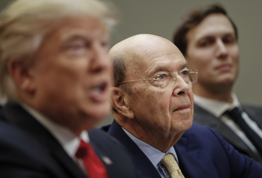 The Paradise Papers Trump Wilbur Ross