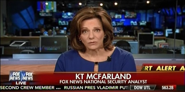 K.T. McFarland